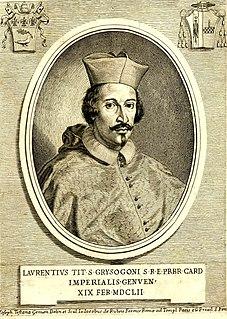 Lorenzo Imperiali Italian cardinal