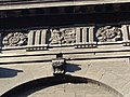Tetragrammaton on the facade, Church of the Dormition, Lviv (2019).jpg