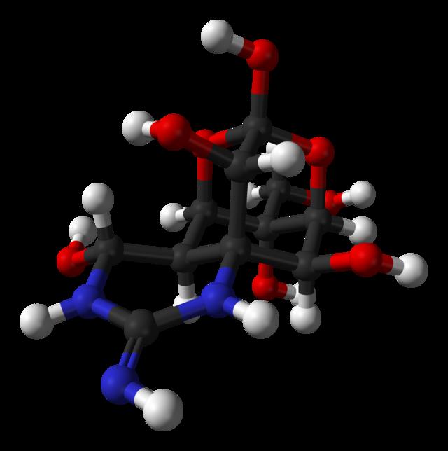 Тетродотоксин фото