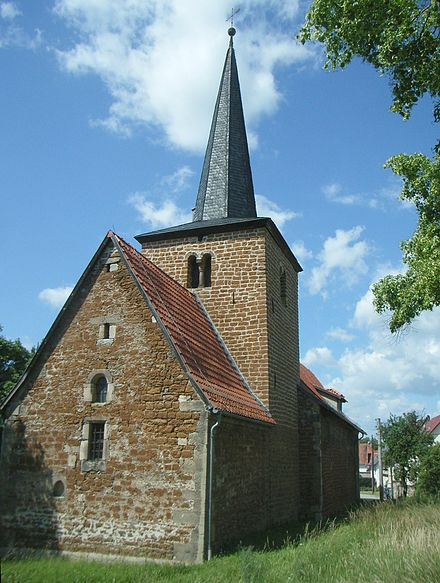Church in Thorey Thorey Kirche.JPG