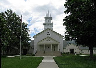 Bountiful, Utah - The Bountiful Utah Tabernacle of The Church of Jesus Christ of Latter-day Saints