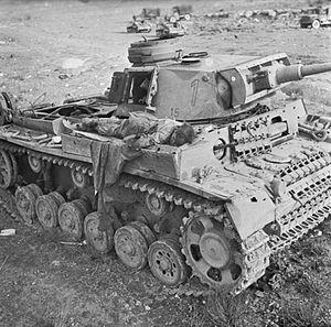 Operation Ochsenkopf - Image: The British Army in Tunisia 1943 NA836