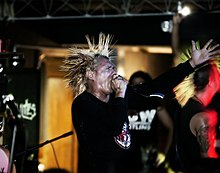 The Casualties in 2006.