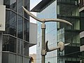 The Compass (1995) by Shlomit Averbuch in Tel Aviv.JPG
