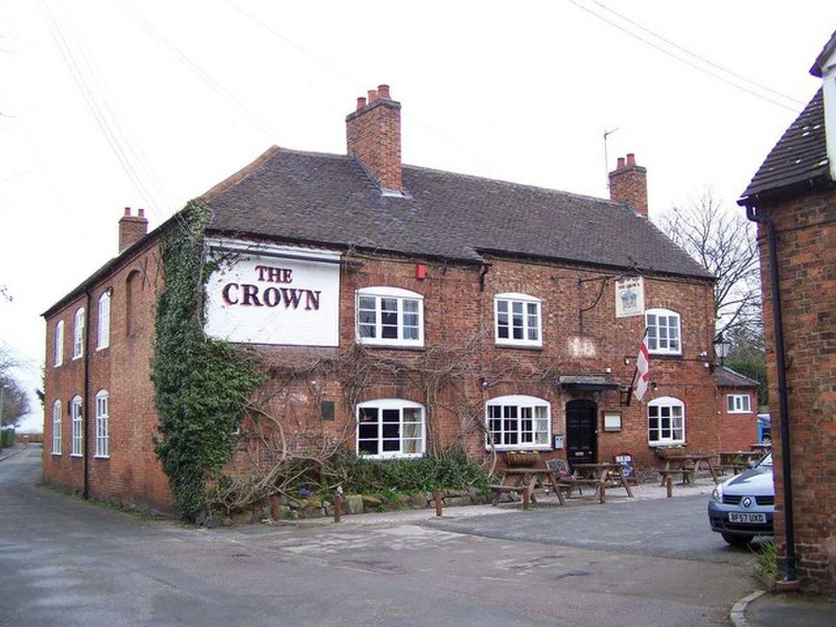 The Crown, Elford - geograph.org.uk - 726507.jpg