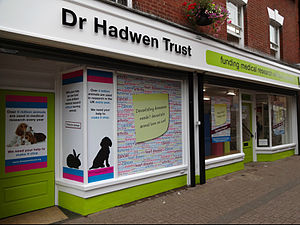 Dr. Hadwen Trust - Image: The Dr Hadwen Trust