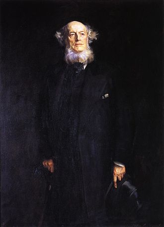 Francis Charteris, 10th Earl of Wemyss - The Earl of Wemyss and March, John Singer Sargent, 1909