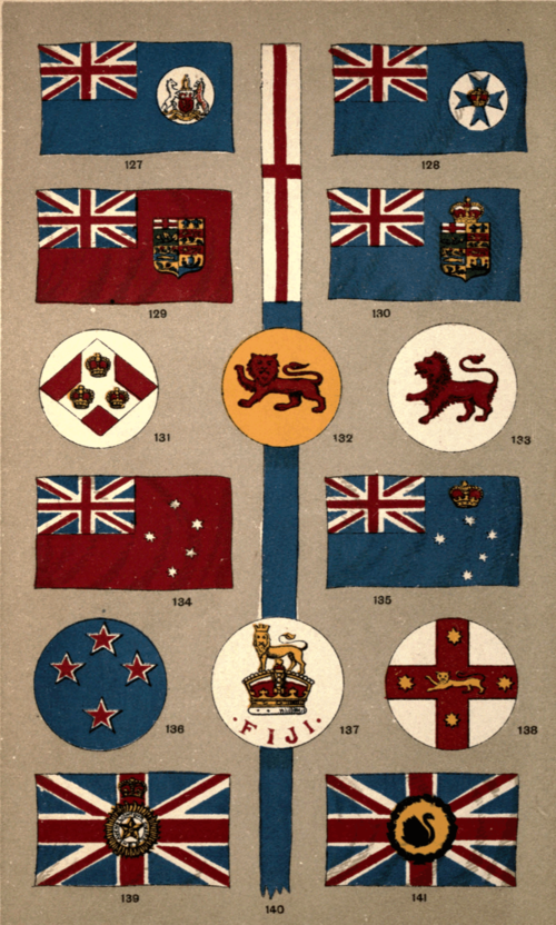The flags of the world plate 13 wikisource the free online library