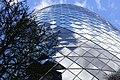 The Gherkin, reflecting sky - panoramio.jpg