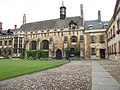 The Hall at Peterhouse College - geograph.org.uk - 1508164.jpg