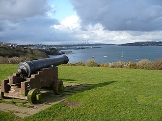 Pembroke Dock - Pembroke Dock and Cleddau Estuary