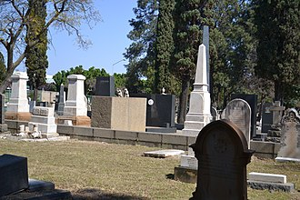 Heroes' Acre, Pretoria - Image: The Heroes' Acre Church Street Cemetery in Pretoria 082