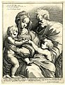 The Holy Family by Wenceslaus Hollar 1642.jpg
