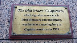 The irish writers%27 co operative