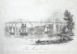 The Menia sic. bridge