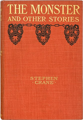 The Monster (novella) - First edition of The Monster and Other Stories, published in 1899