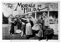 The Morals of Hilda