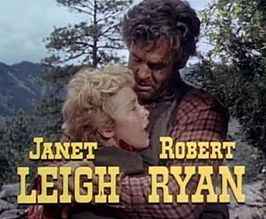 Ryan in The Naked Spur (1953).