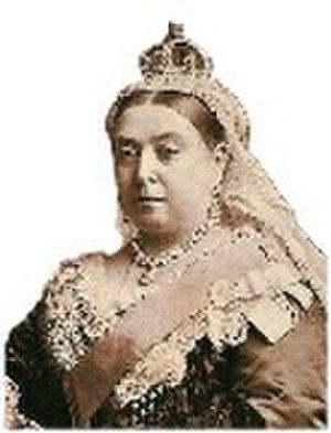 New Adventures of Queen Victoria - Image: The New Adventures of Queen Victoria comic