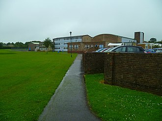 Beaminster School - Image: The Orange Way in Dorset and Somerset (68) (geograph 3031026)