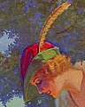 The Paradise of Peter Pan, print of painting by Edward Mason Eggleston, 1932 (cropped).jpg