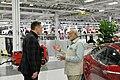 The Prime Minister, Shri Narendra Modi with the CEO of Tesla Motors, Mr. Elon Musk, in San Jose, California on September 26, 2015 (1).jpg