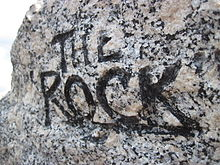 The Rock at Rockingham Speedway.JPG