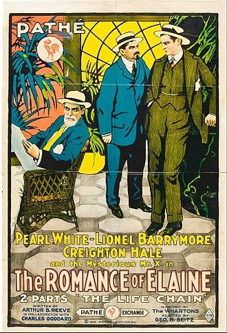 The Romance of Elaine - Film poster