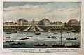 The Royal Hospital, Chelsea; aerial view of the building and Wellcome V0012899.jpg