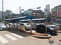 The Taxi Stand, Nearby Anyang Station, 04. 2018.jpg