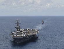 USS Nimitz UFO incident - Wikipedia