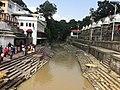 The banks of river Bagmati.jpg