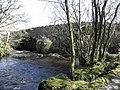 The bridge at Wellbrook Beetling Mill,Cookstown - geograph.org.uk - 1824055.jpg