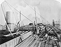 The building of the Great Eastern, a deck view..jpg