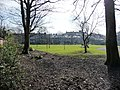 The edge of the park, off Summerhill Grove - geograph.org.uk - 1738782.jpg