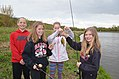 The girls are excited about this fish (14199562686).jpg