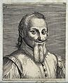 The head and a shoulders of a man with a long beard and a mo Wellcome V0019856EL.jpg