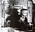 The most famous Scissor worker, haxhi Ismail Makasxhi.JPG