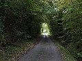 The mountain road reaches Cwm Twrch - geograph.org.uk - 2081091.jpg