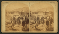 The soda spring, Manitou, by Jackson, William Henry, 1843-1942.png