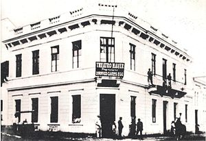 Coritiba Foot Ball Club - Theatro Hauer