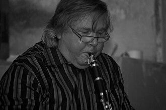 """Theo Jörgensmann - Jörgensmann at """"Kulturhalle Jülchendorf"""", Germany 2009"""