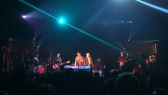 They Might Be Giants Chicago Vic Theater 2015-04-17 IMG 9926 (19687114644).jpg