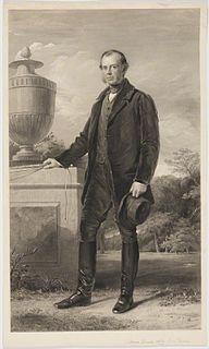 Thomas Trevor, 22nd Baron Dacre British politician