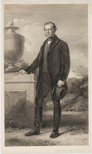 Thomas Trevor, 22nd Baron Dacre - Thomas Crosbie William Trevor, 22nd Baron Dacre