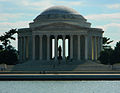 Thomas Jefferson Memorial from Across the Tidal Basin.jpg