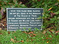 Thomas and William Lobb botanist memorial garden pictures Devoran church Cornwall 2009.jpg