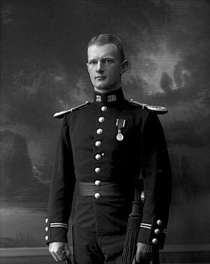 Thorleiv Røhn - Thorleiv Bugge Røhn in 1907 Photographer: Gustav Borgen