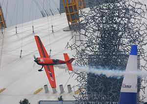 Through the pylons scattering all behind him - Flickr - exfordy.jpg