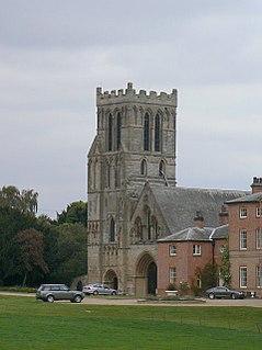 Priory Church of St Peter, Thurgarton Church in United Kingdom